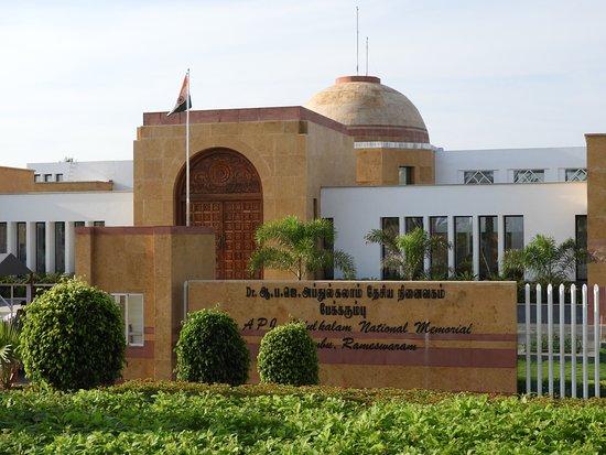 Memorial de A. P. J. Abdul Kalam