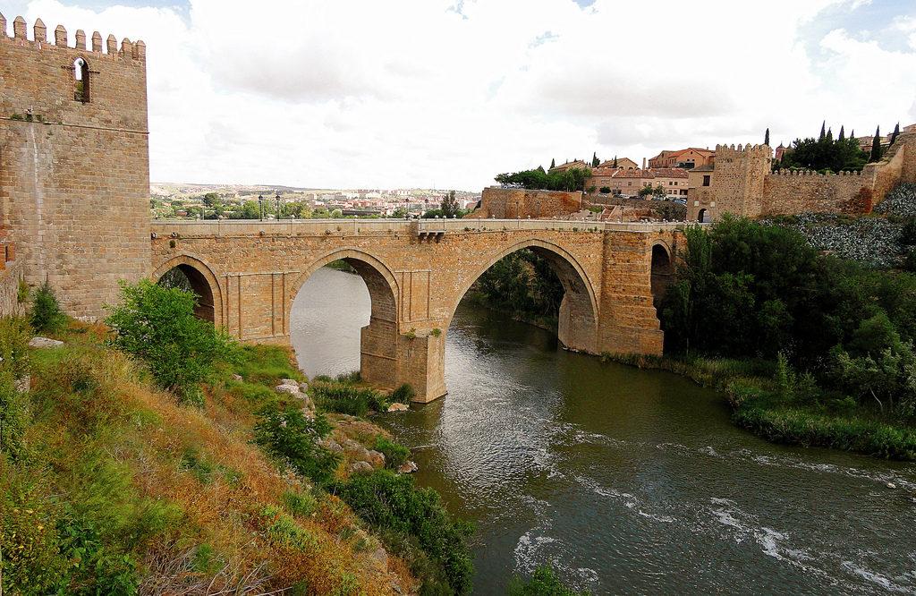 Puente de San Martín de Toledo