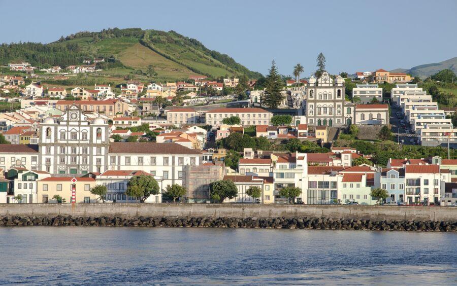 Vila Franca do Campo, Azores