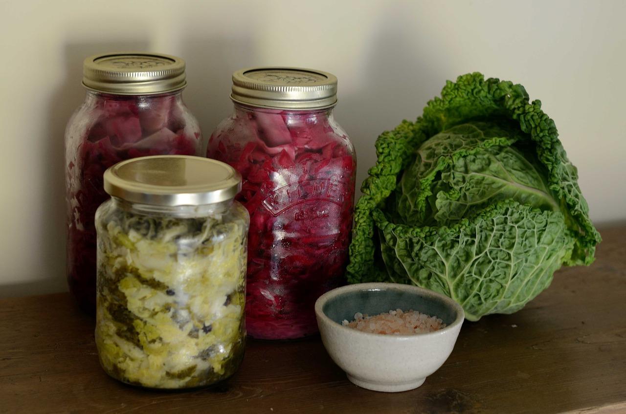 Los alimentos Fermentados ayudan a bajar de peso