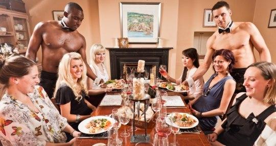 Restaurante erótico